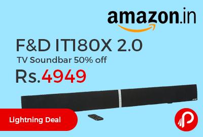 F&D IT180X 2.0 TV Soundbar