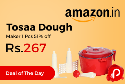 Tosaa Dough Maker 1 Pcs