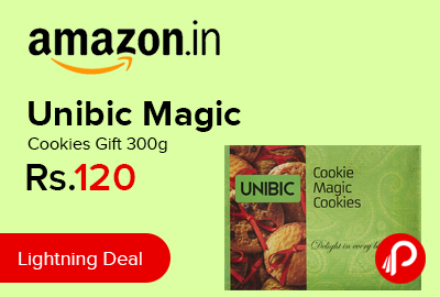 Unibic Magic Cookies Gift 300g