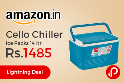 Cello Chiller Ice Packs 14 ltr