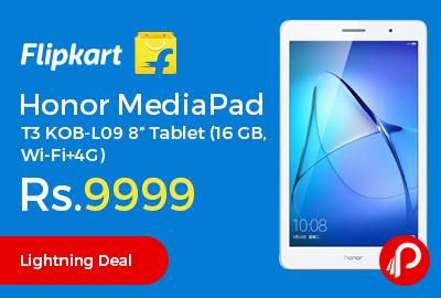 "Honor MediaPad T3 KOB-L09 8"" Tablet"