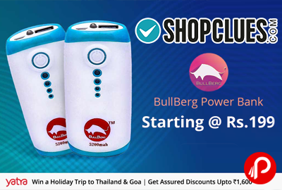 Bullberg Power Bank