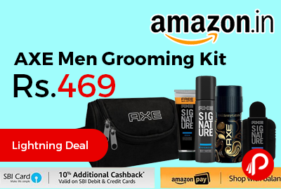 AXE Men Grooming Kit