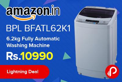 BPL BFATL62K1 6.2kg Fully Automatic Washing Machine