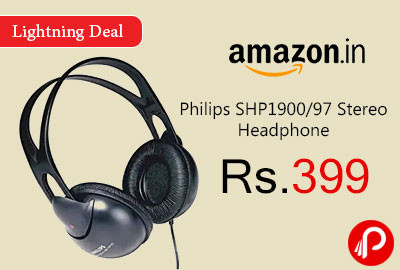 Philips SHP1900/97 Stereo Headphone
