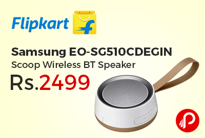 Samsung EO-SG510CDEGIN Scoop Wireless BT Speaker