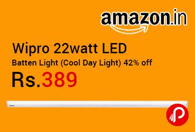 Wipro 22watt LED Batten Light