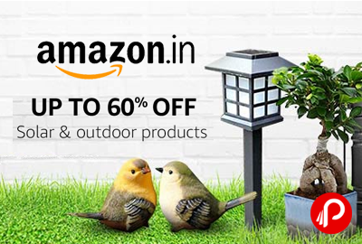 Solar and Outdoor Products