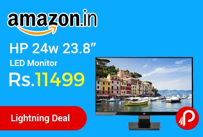 """HP 24w 23.8"""" LED Monitor"""