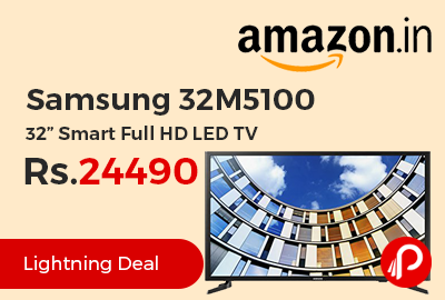 "Samsung 32M5100 32"" Smart Full HD LED TV"