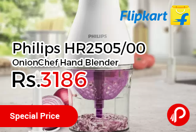 Philips HR2505/00 OnionChef Hand Blender