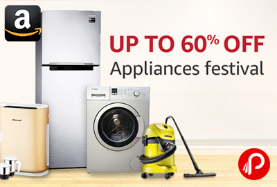 Appliances Festival