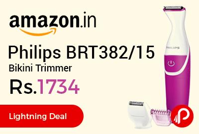 Philips BRT382/15 Bikini Trimmer