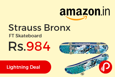 Strauss Bronx FT Skateboard