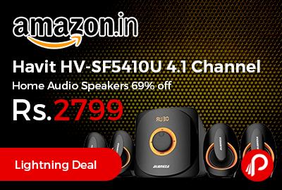 Havit HV-SF5410U 4.1 Channel Home Audio Speakers