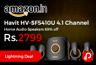 Havit HV-SF5410U 4.1 Channel Home Audio Speakers