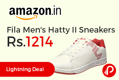 Fila Men's Hatty II Sneakers