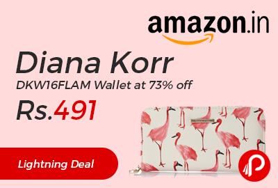 Diana Korr DKW16FLAM Wallet