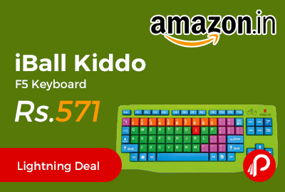 iBall Kiddo F5 Keyboard