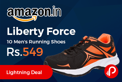 Liberty Force 10 Men's Running Shoes