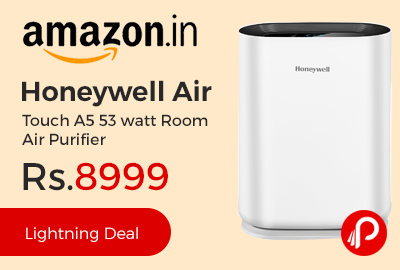 Honeywell Air Touch A5 53watt Room Air Purifier