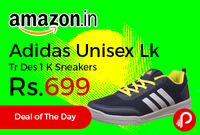 Adidas Unisex Lk Tr Des 1 K Sneakers