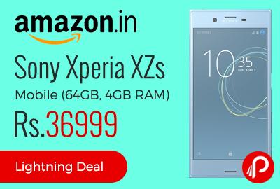 Sony Xperia XZs Mobile