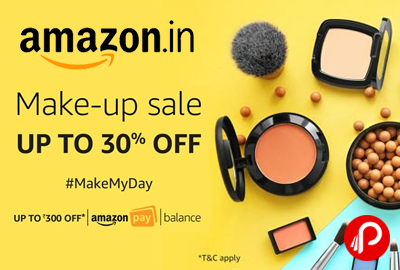 Make-Up Sale