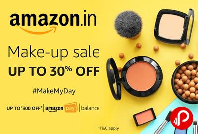 Make-Up Sale