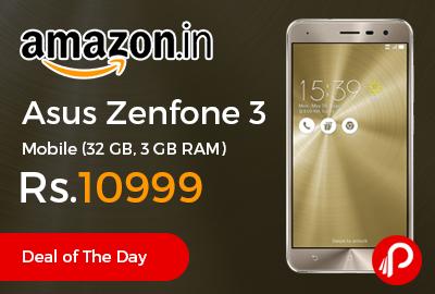 Asus Zenfone 3 Mobile