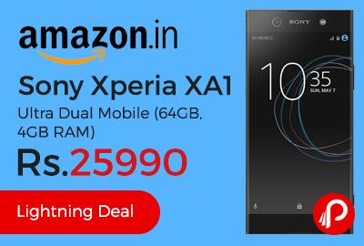 Sony Xperia XA1 Ultra Dual Mobile