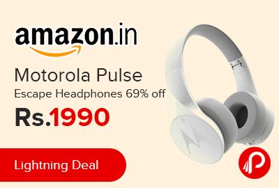 Motorola Pulse Escape Headphones