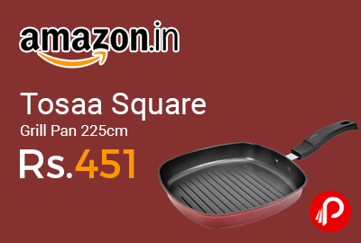 Tosaa Square Grill Pan 225cm