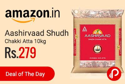 Aashirvaad Shudh Chakki Atta 10kg