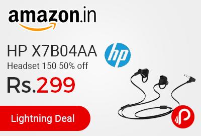 HP X7B04AA Headset