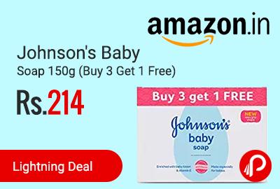 Johnson's Baby Soap 150g