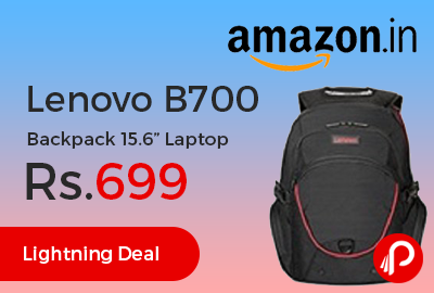 "Lenovo B700 Backpack 15.6"" Laptop"