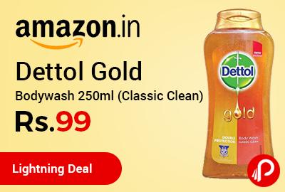 Dettol Gold Bodywash 250ml