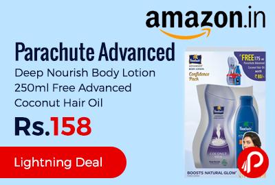 Parachute Advanced Deep Nourish Body Lotion 250ml