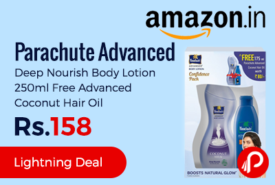 Parachute Advanced Deep Nourish Body Lotion 250ml