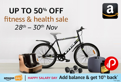 Health and Fitness Sale