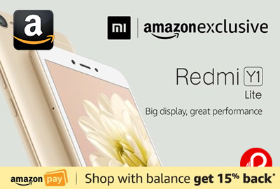 Redmi Y1 Lite Mobile Sale