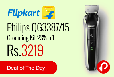 Philips QG3387/15 Grooming Kit