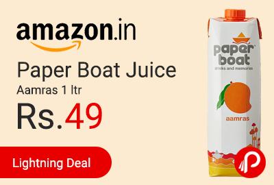 Paper Boat Juice Aamras 1 ltr