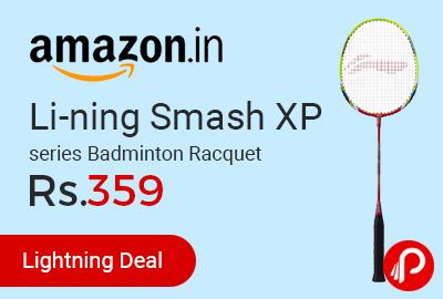 Li-ning Smash XP series Badminton Racquet