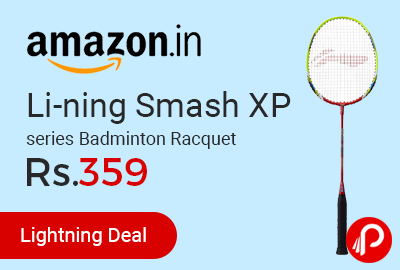 Li-ning Smash XP series Badminton Racquet