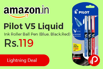 Pilot V5 Liquid Ink Roller Ball Pen