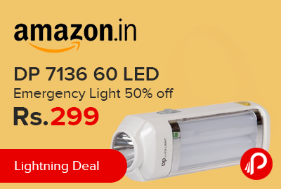 DP 7136 60 LED Emergency Light