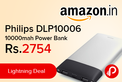 Philips DLP10006 10000mah Power Bank