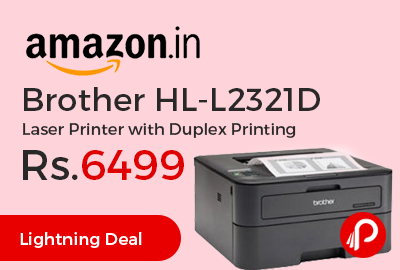 Brother HL-L2321D Laser Printer with Duplex Printing